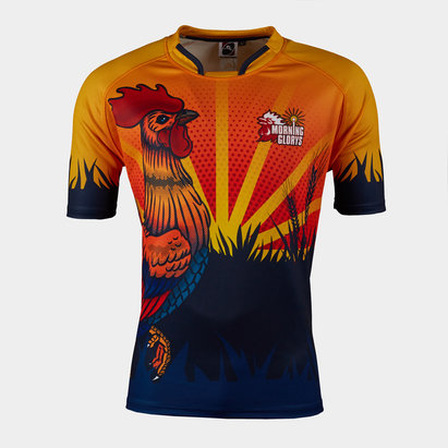 World Beach Rugby Morning Glorys 2020 Home S/S Shirt