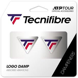 Tecnifibre Logo Dampener 2 Pack