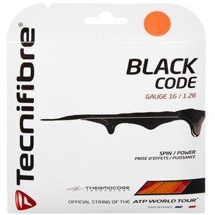 Tecnifibre Black Code Polyester String Set