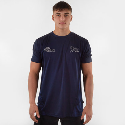 Samurai Sale Sharks 2019/20 Players Training T-Shirt