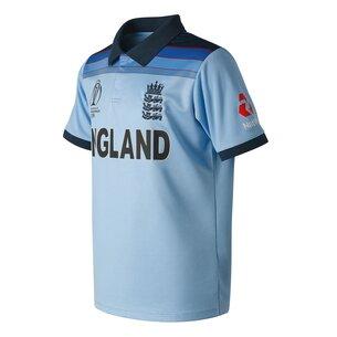 New Balance England 2019 World Cup Champions Cricket Shirt