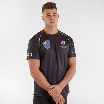 RWC 2019 New Zealand T-Shirt