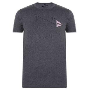 Naked Hockey T Shirt Mens