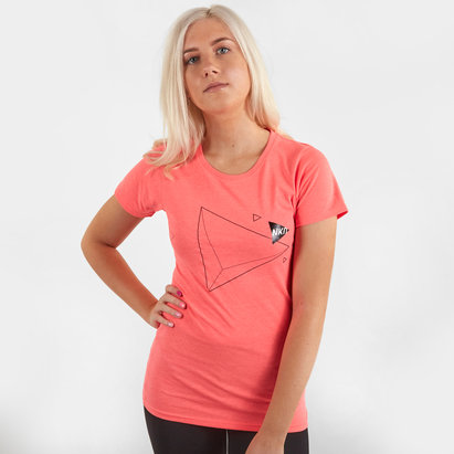 Naked Hockey T Shirt Ladies