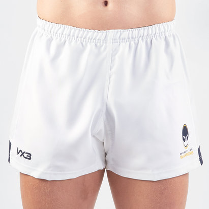 VX3 Worcester Warriors 2019/20 Alternate Players Rugby Shorts