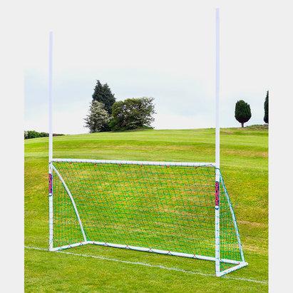 -- Football Rugby uPVC Goal