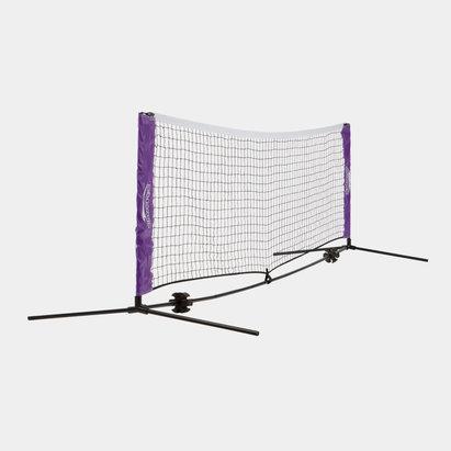 Slazenger Mini Tennis Net & Post Set 6m