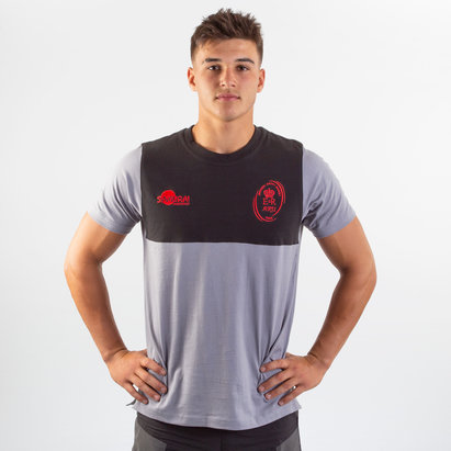 Samurai Army Rugby Union 2019/20 Panel Rugby T-Shirt