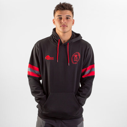 Samurai Army Rugby Union 2019/20 Hooded Rugby Sweat