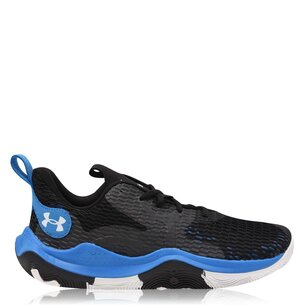 Under Armour Spawn 3 Mens Basketball Shoes