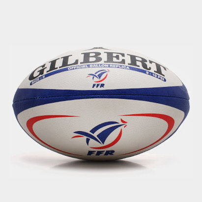 Gilbert France Rugby Ball