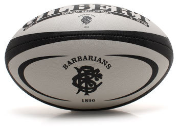 Gilbert Barbarians Official Replica Ball