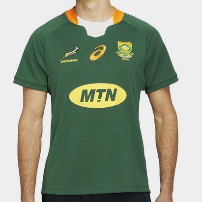 Asics South Africa Springboks 2021 Home Shirt Mens