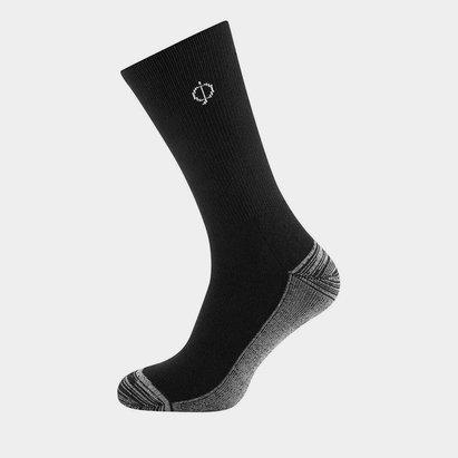 Oscar Jacobson Crew Sock   2 Pack