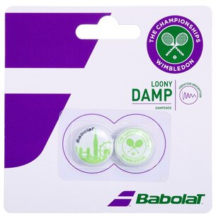 Babolat Wimbledon Vibration Dampeners 2 Pack