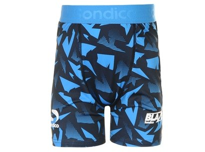 Sondico Blaze Baselayer Shorts Junior Boys