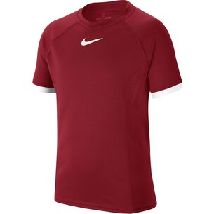Nike Dry Fit Tennis T Shirt Junior