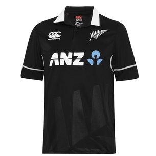 Canterbury NZ Black Caps ODI Cricket Shirt