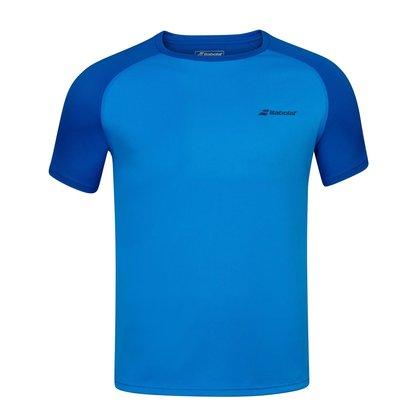Babolat Crew Neck Junior Tennis T Shirt