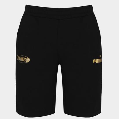 Puma King Fleece Shorts Mens