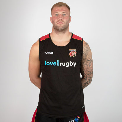 VX3 Dragons 2018/19 Pro Rugby Training Singlet