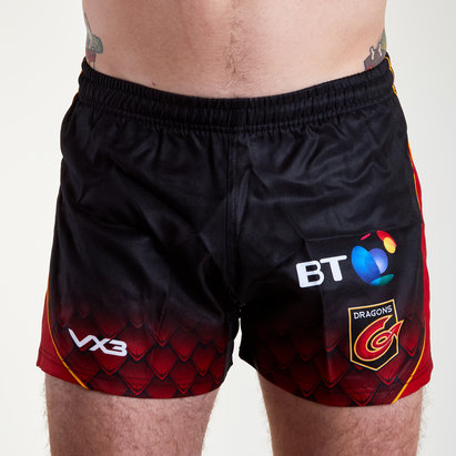 VX-3 Dragons 2018/19 Home Rugby Shorts
