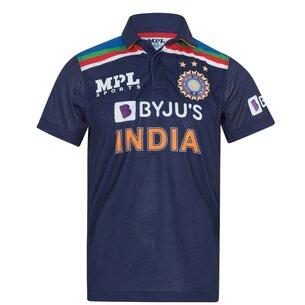 MPL Sports India ODI Shirt 2021 Junior