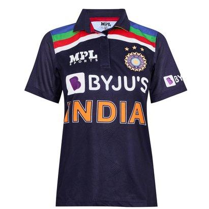 MPL Sports India ODI Shirt 2021 Ladies