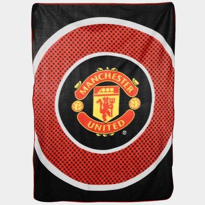 Manchester United Fleece Blanket