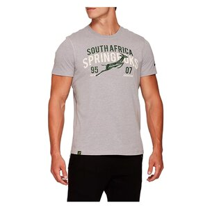 Asics South Africa Springboks Graphic T-Shirt Mens