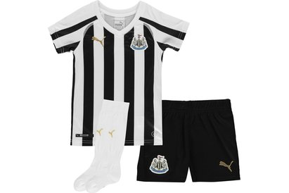 Puma Newcastle United Home Mini Kit 2018 2019