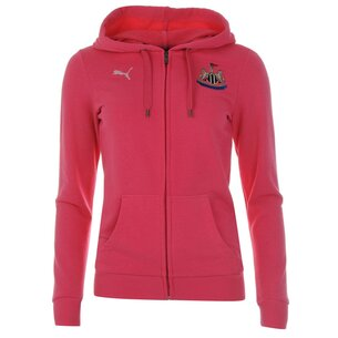 Puma Newcastle United Football Club Zip Hoody Ladies