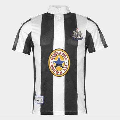 Score Draw Newcastle United 1996 Home Shirt Mens