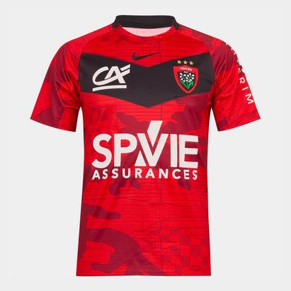 Nike Toulon 21/22 Home Jersey Mens