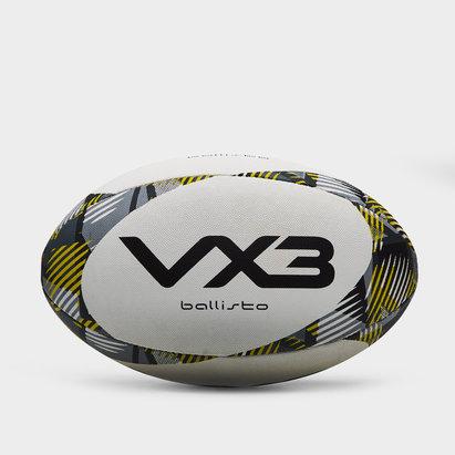 VX3 Ballisto Rugby International Ball