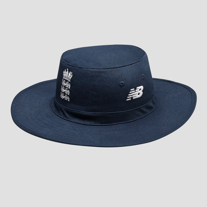 New Balance 2018/19 England Cricket ODI Sunhat