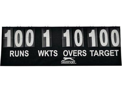 Slazenger Cricket Scoreboard