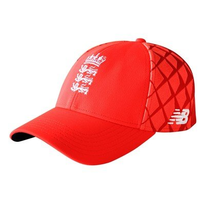 New Balance 2018/19 England Cricket T20 Snap Cap