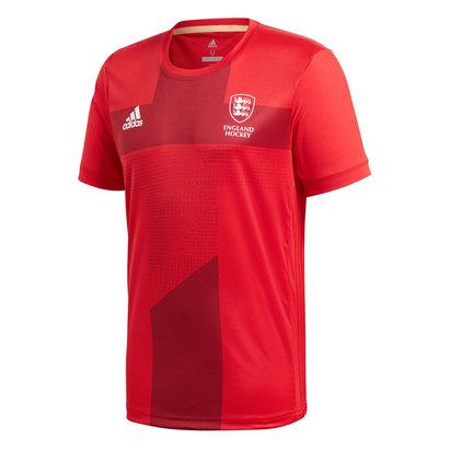 adidas England Hockey World Cup Men's Home Replica Shirt