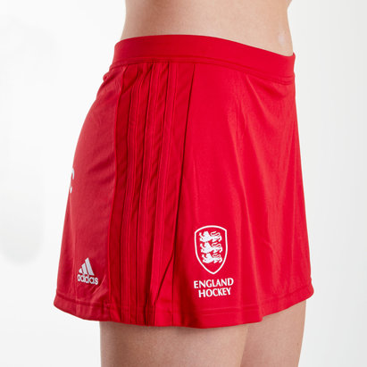 adidas England Hockey World Cup Women's Home Replica Skort