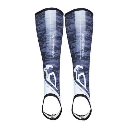 Kookaburra Hockey Shin Sleeves - Camo