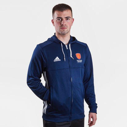 adidas England Hockey World Cup Men's Supporters Hoodie