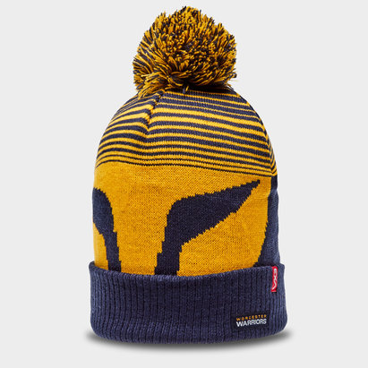 VX-3 Worcester Warriors Rugby Bobble Hat