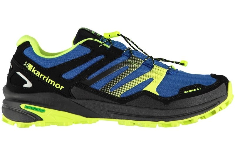 Mens Karrimor Sabre Trail Running Shoes New