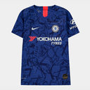 Chelsea 19/20 Home Vapor Kids Football Shirt