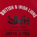 British and Irish Lions Crew Sweatshirt Ladies
