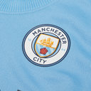 Manchester City 17/18 Infants Home Football Kit