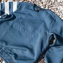 New Zealand All Blacks Mens Luxury Crew Neck Sweatshirt