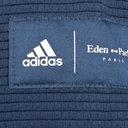 Eden Park Long Rugby Bomber Jacket
