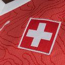 Switzerland 17/18 Home S/S Replica Football Shirt